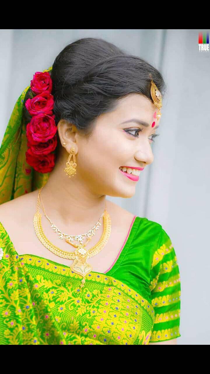 Assamese girl