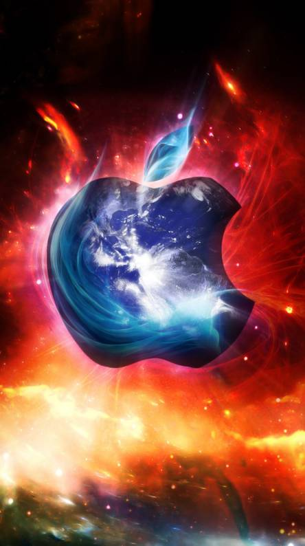 Apple Galaxy Wallpapers Free By Zedge