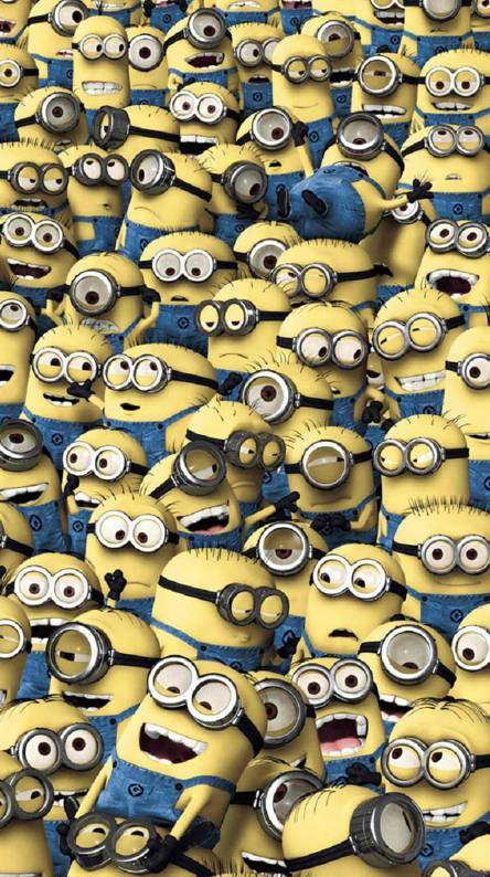 Minions Birthday Wallpapers Free By Zedge