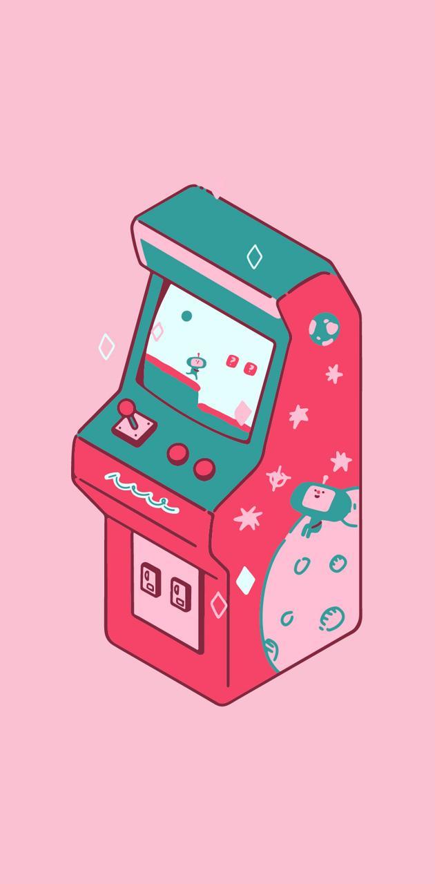 Arcade en rosit