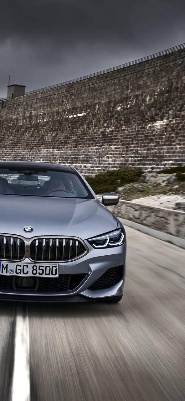 BMW M850i GC