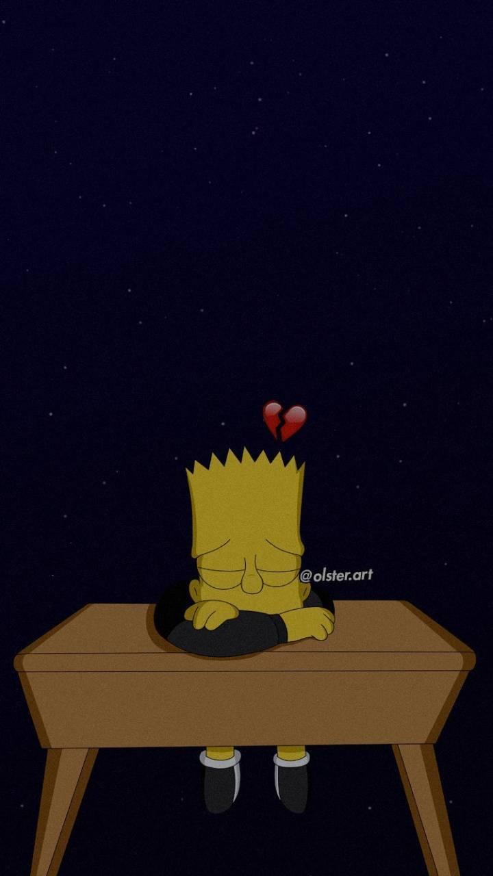 Broken hearted me