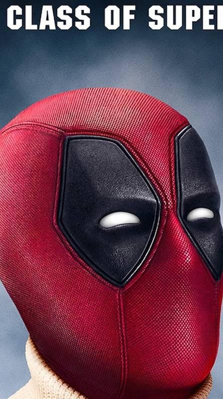 Deadpool jumper