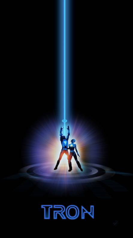 Tron Poster Classic