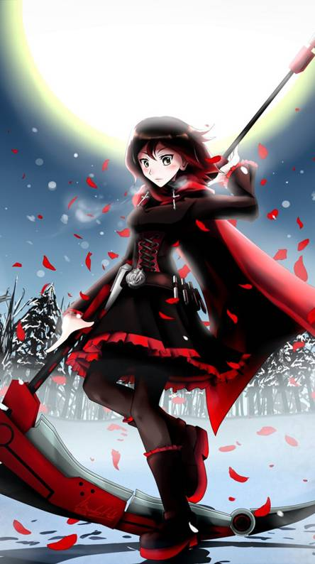 ruby red anime