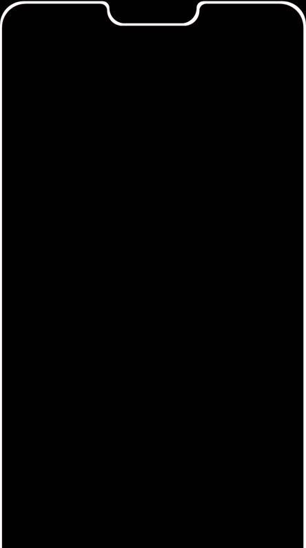 OnePlus 6 white edge