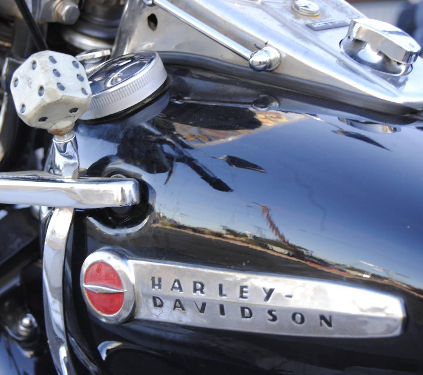 A Harley 10