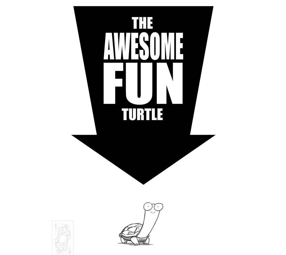 Awesome Fun Turtle