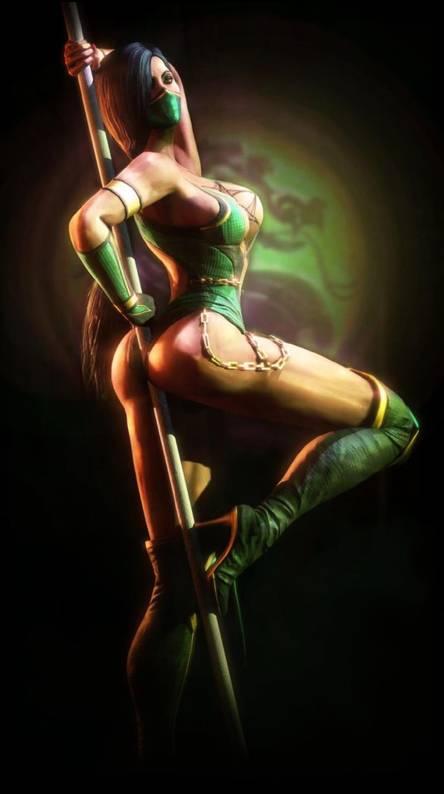 Jade Mortal Kombat