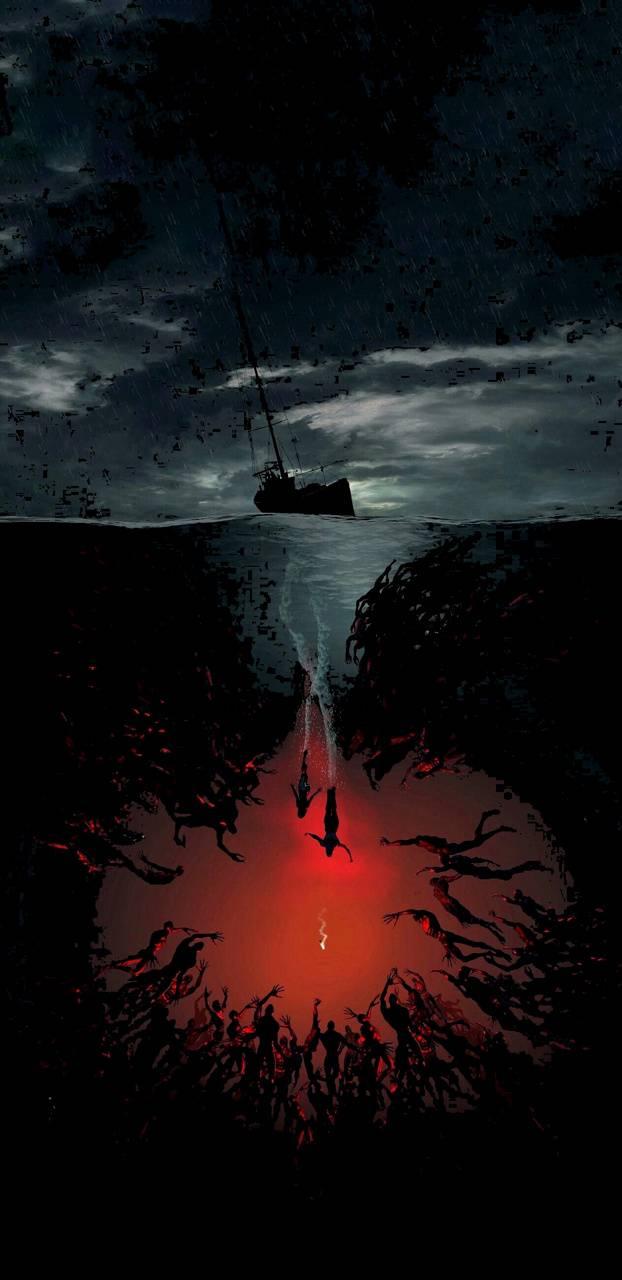 Hell Ocean