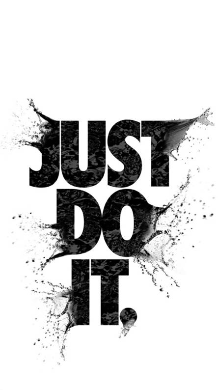 Just Do It Wallpapers Free By Zedge