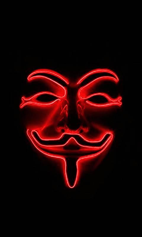 Anonymous neon