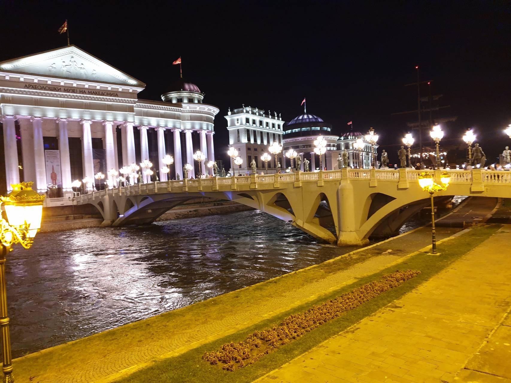 Skopje City