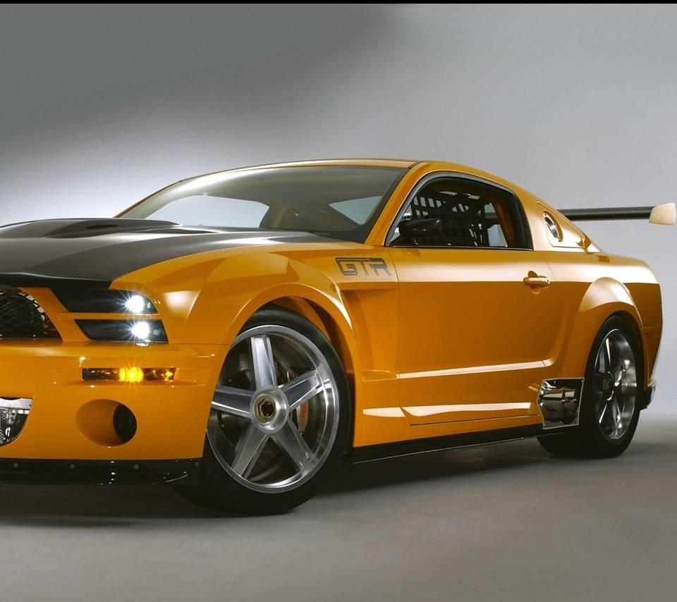 Mustang Gtr