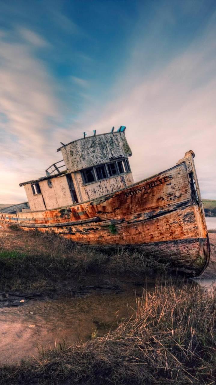 A Lost Boat