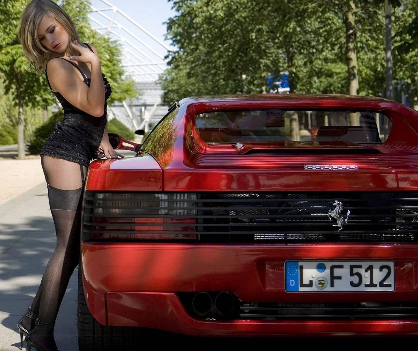 Ferrari I Girl