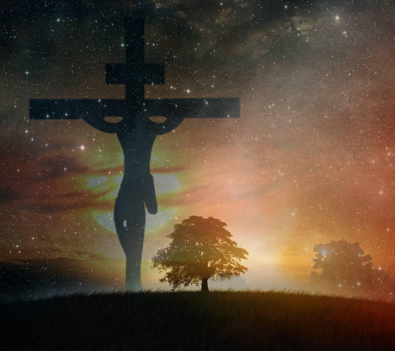jesus on cross hd