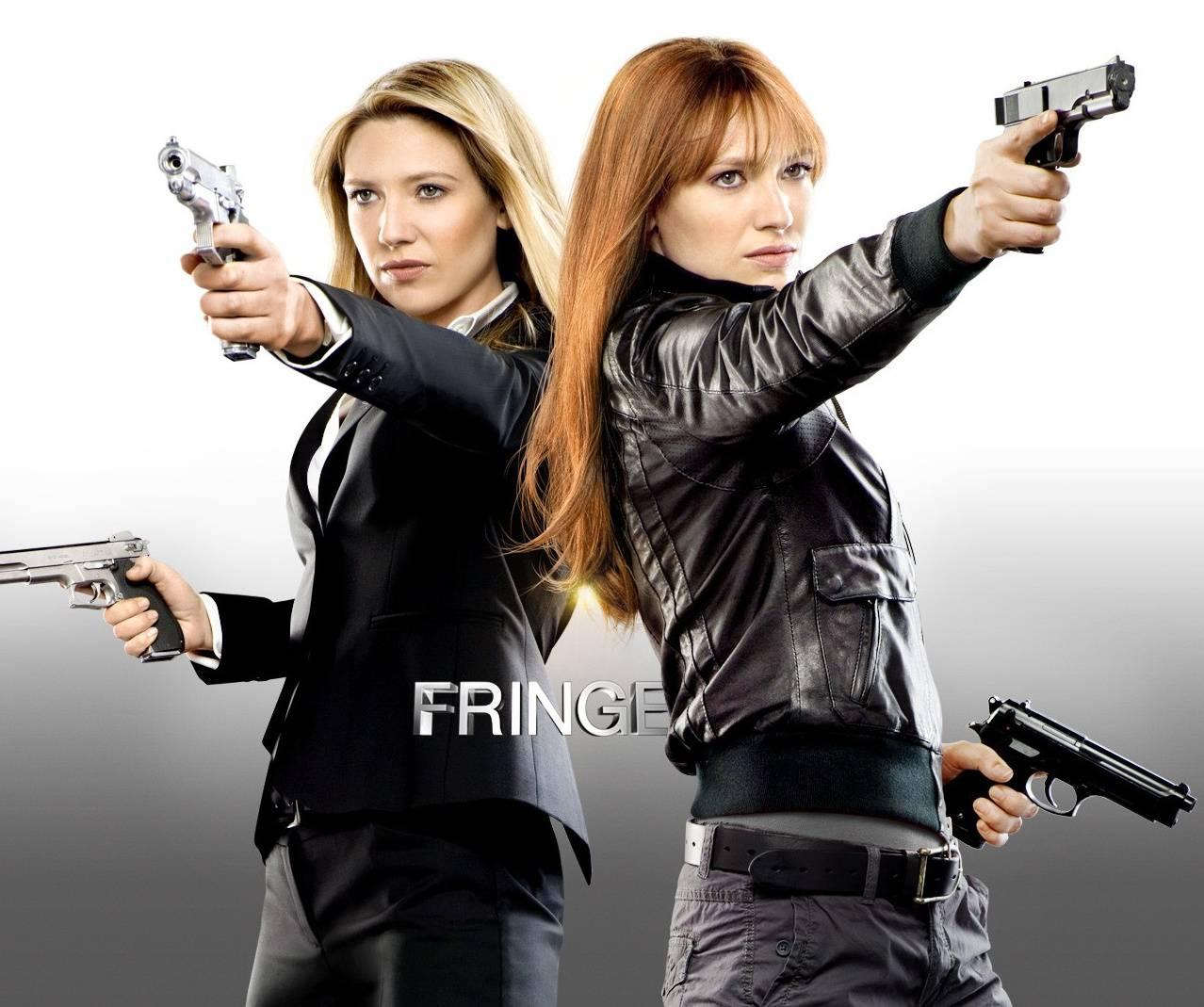 Fringe - Olivias