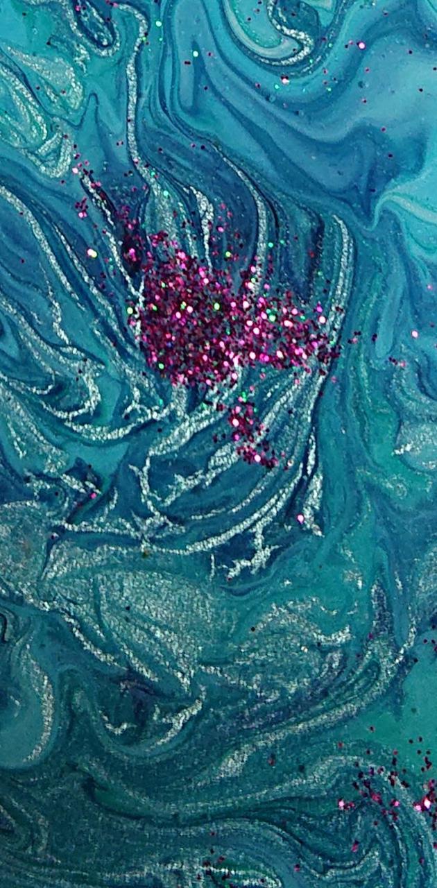Swirl n sparkle