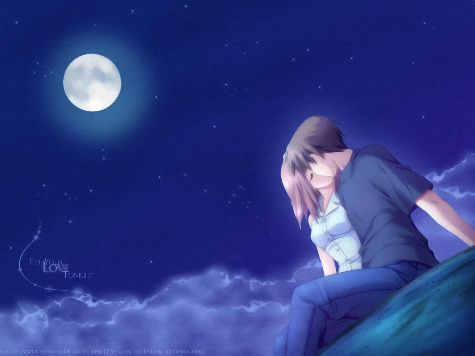 Love On Moon