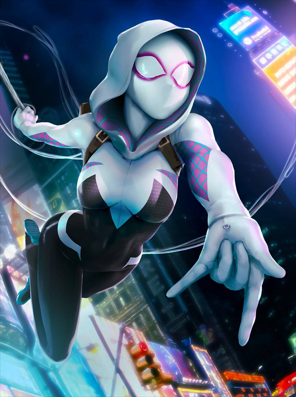 20+ Spider Gwen Wallpaper Android Pictures