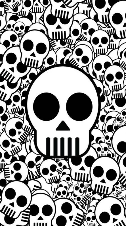 Cool skull Wallpapers - Free by ZEDGE™