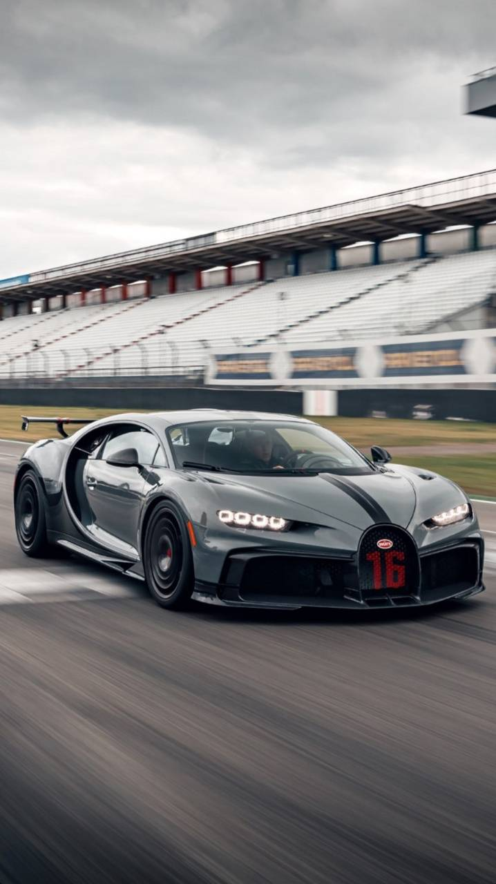 Bugatti chiron PS