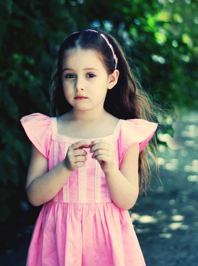 Cute Baby Girl 2