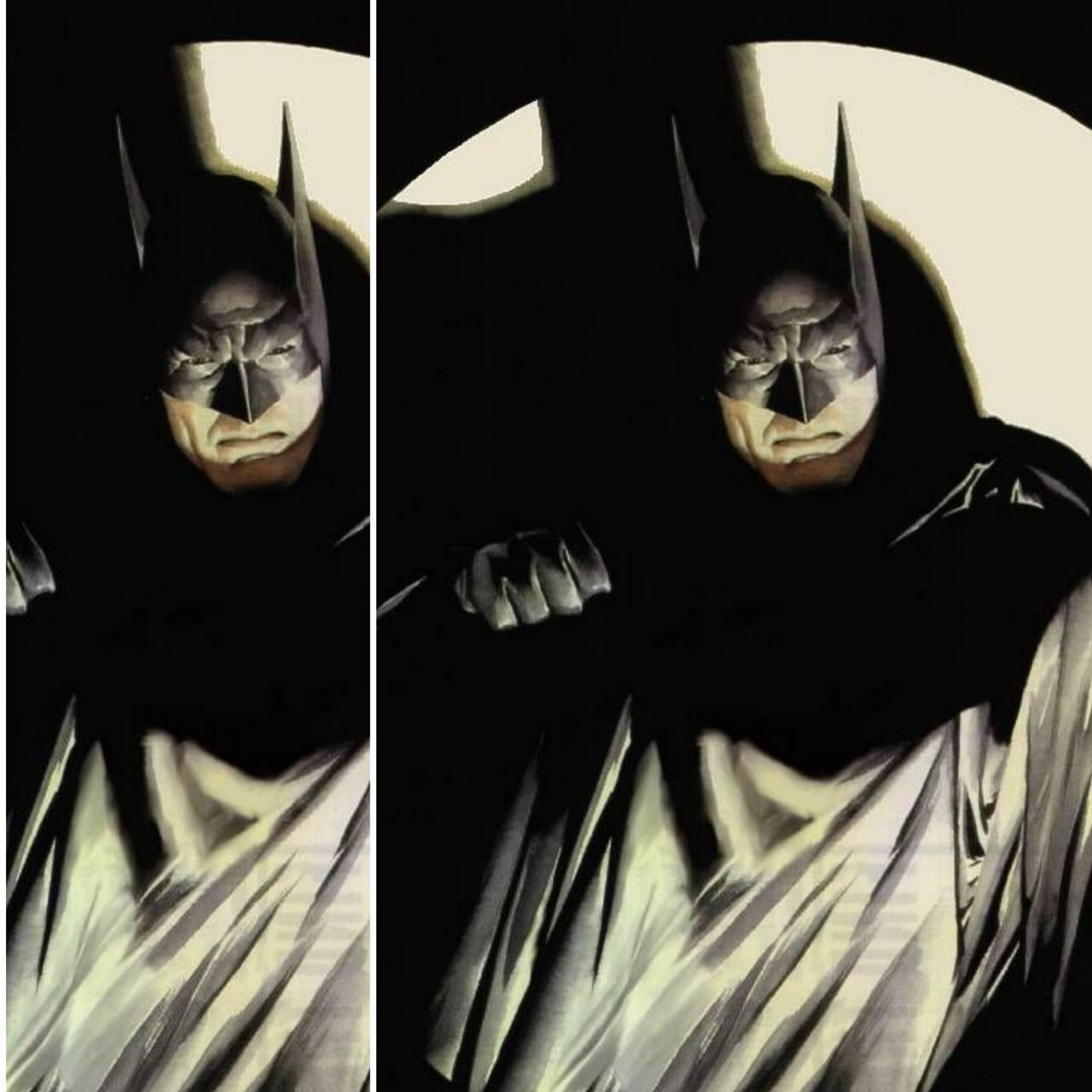Alex Ross BatmanV2