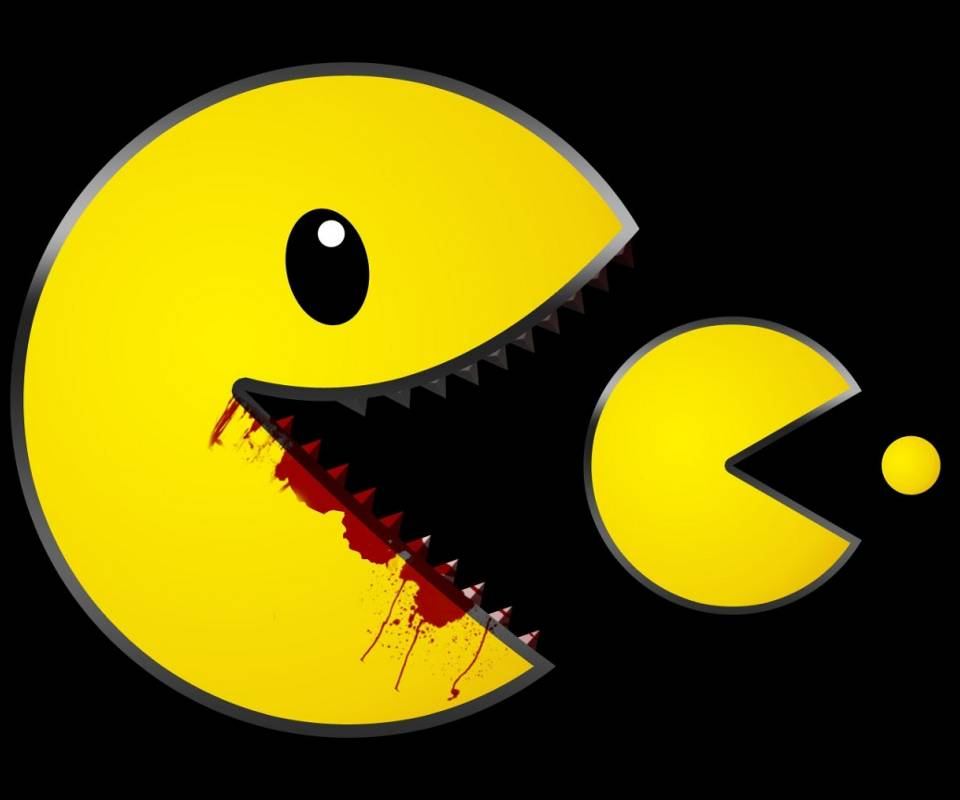 Hungry Pacman