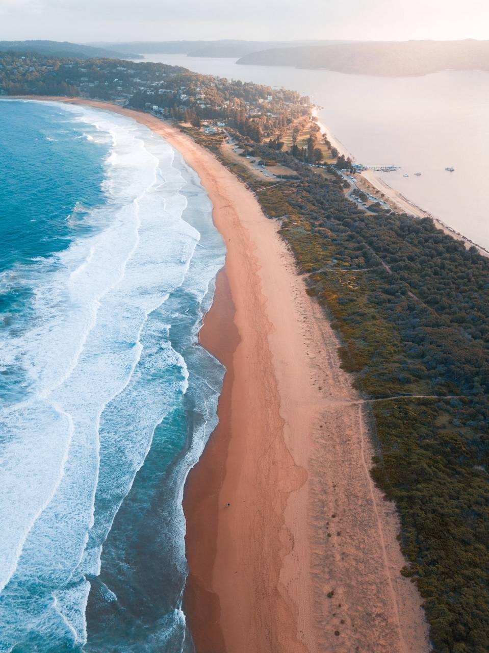 BEAUTIFUL SEA PIC