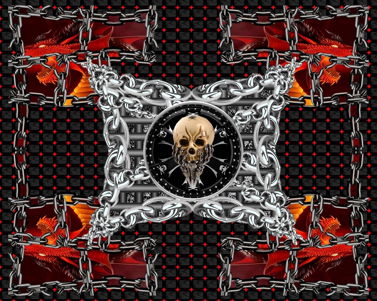 Skull Dragonry