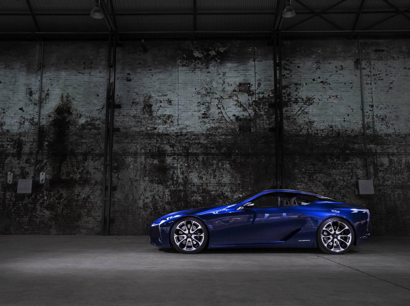 Lexus If Lc