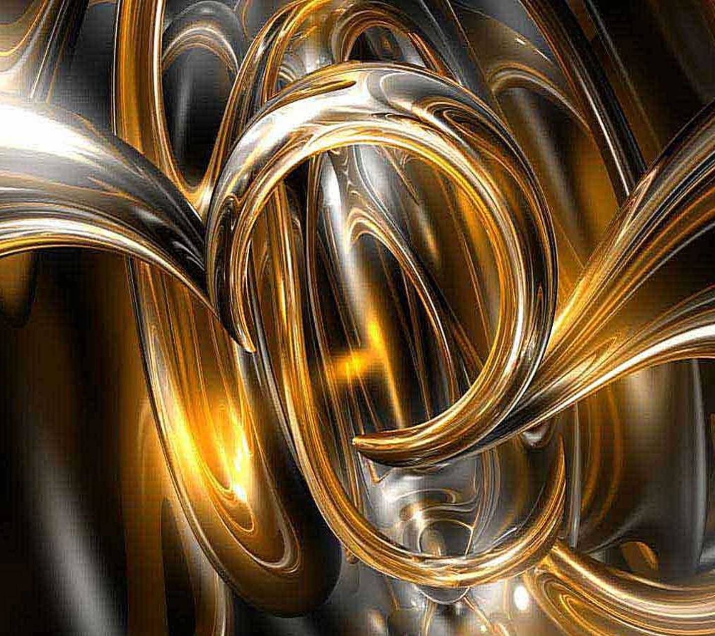 Melted Gold