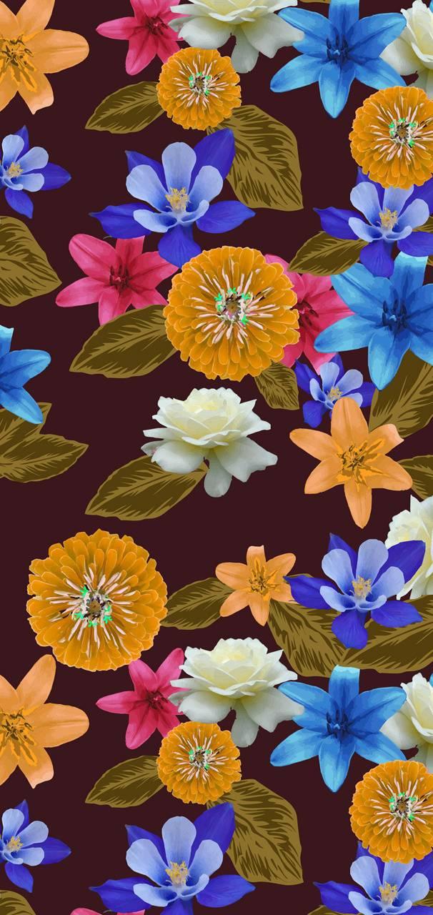 4K Floral