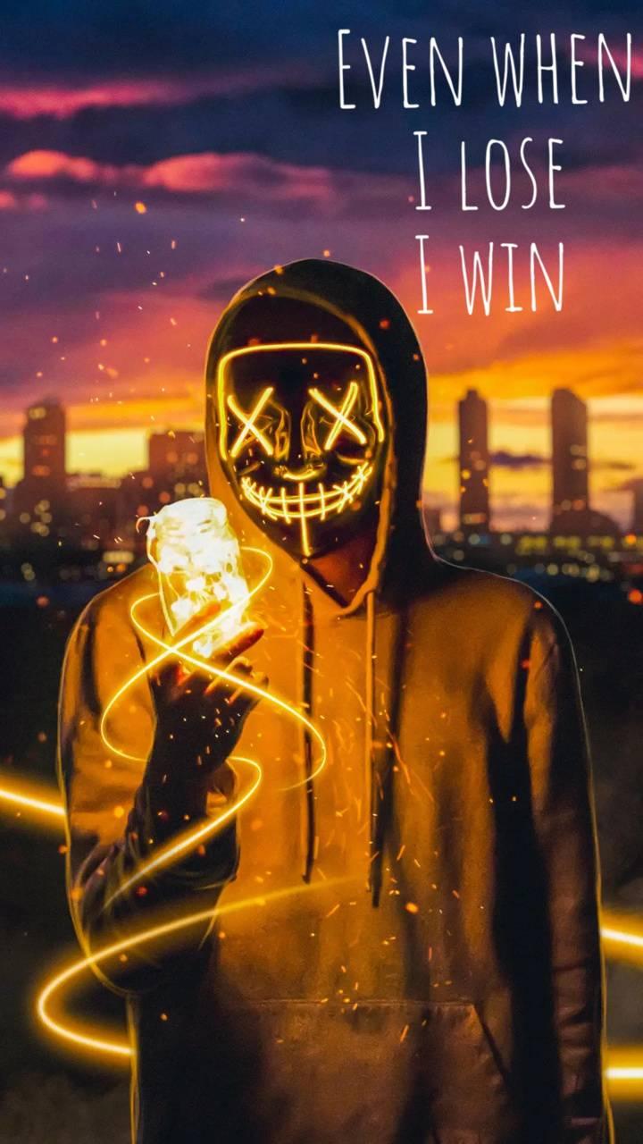Neon mask wallpaper by deadsh0t007 - 1d - Free on ZEDGE™