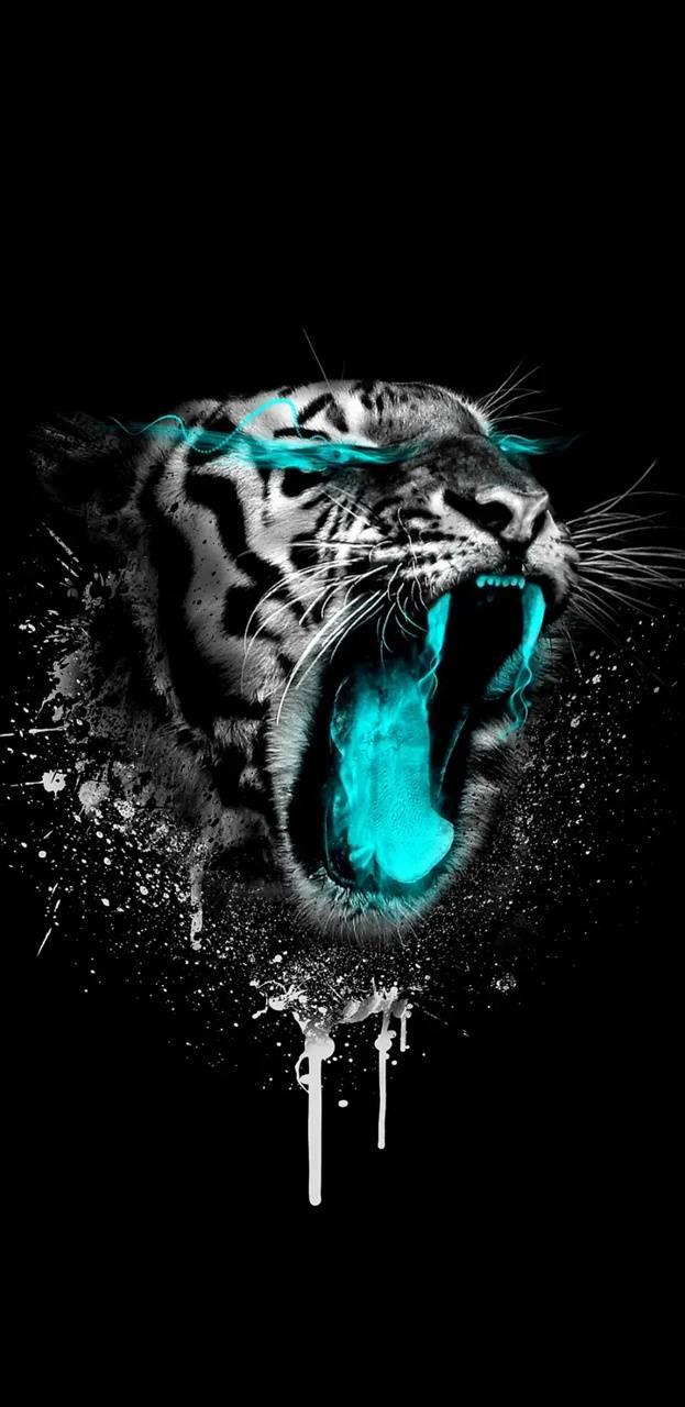 Black Tiger Wallpaper By Abonish 77 Free On Zedge