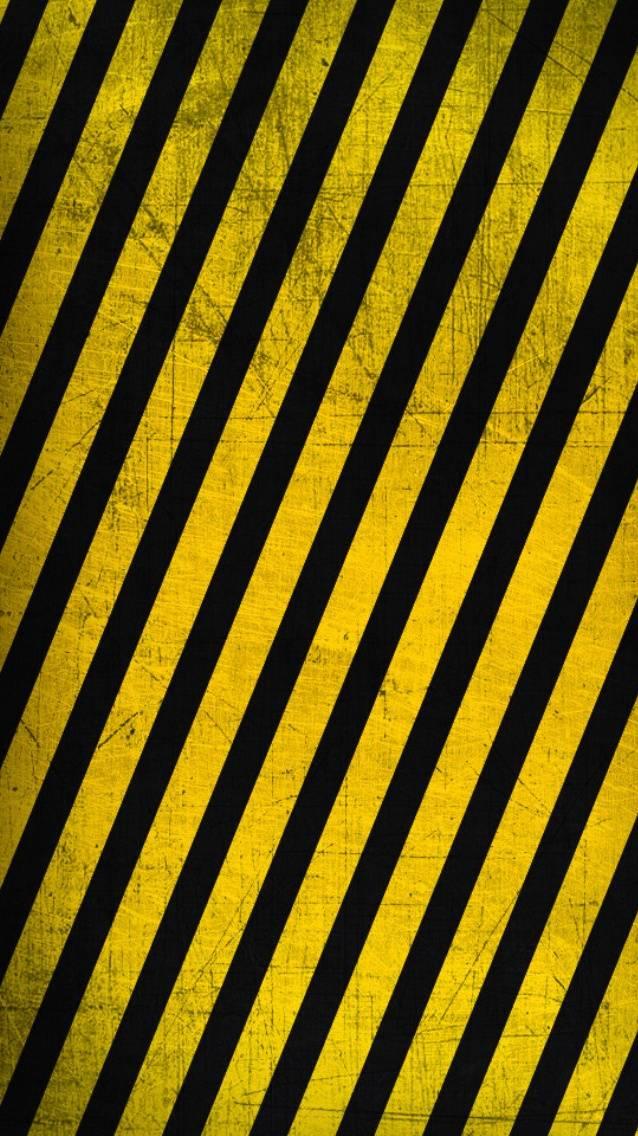Caution Grunge