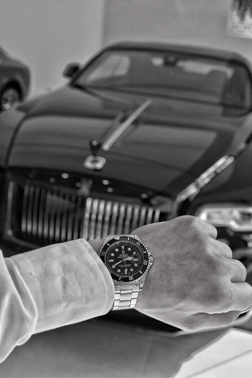 Rolex Rolls royce
