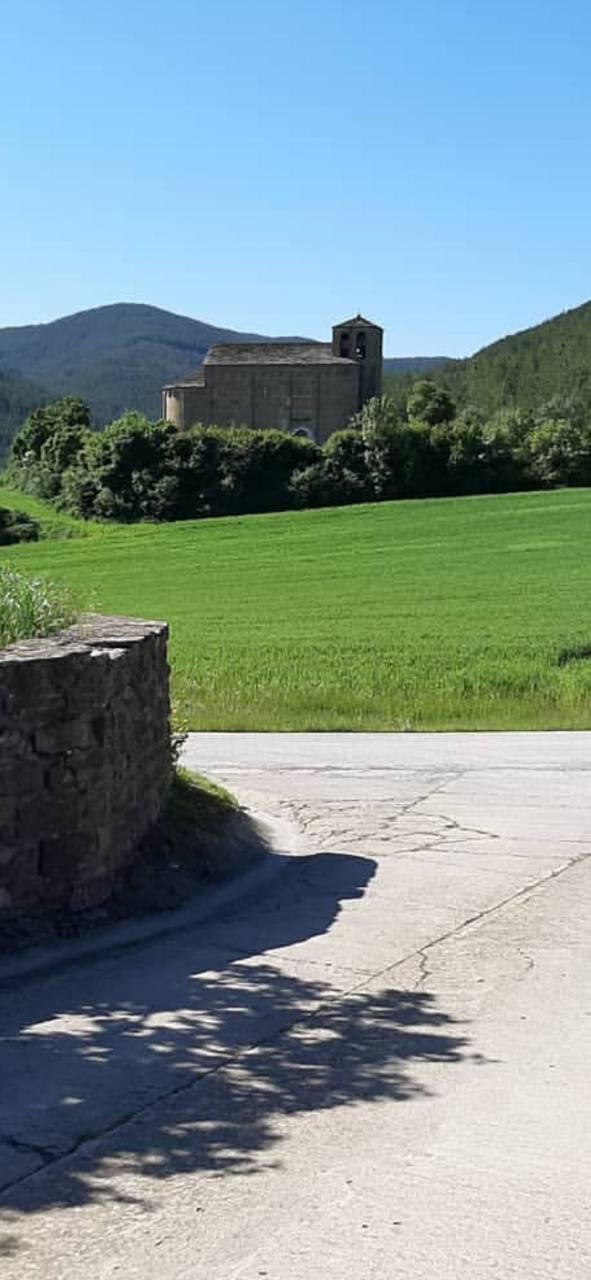 Iglesia de Bagues