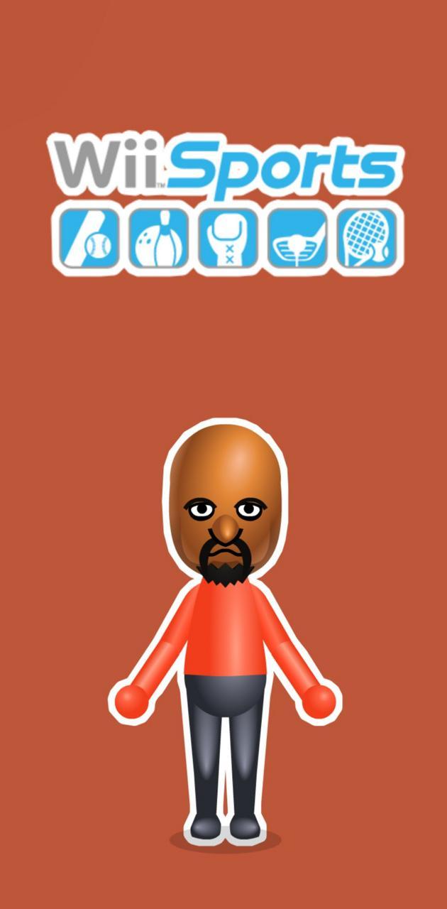 Matt From Wii Sports