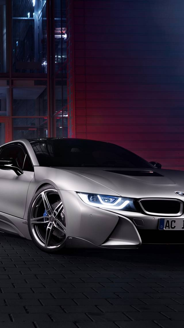 Tuner BMW i8
