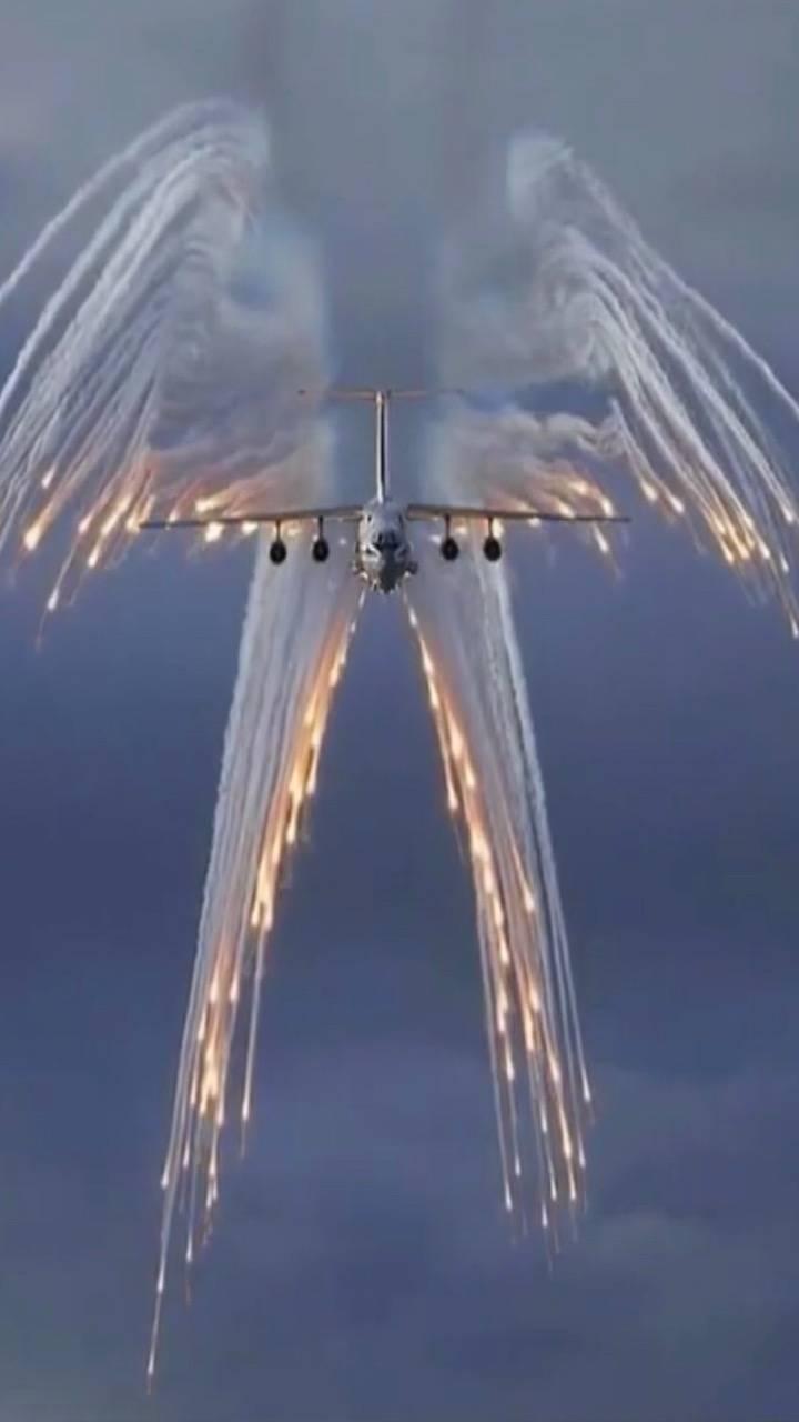 Flight of angel