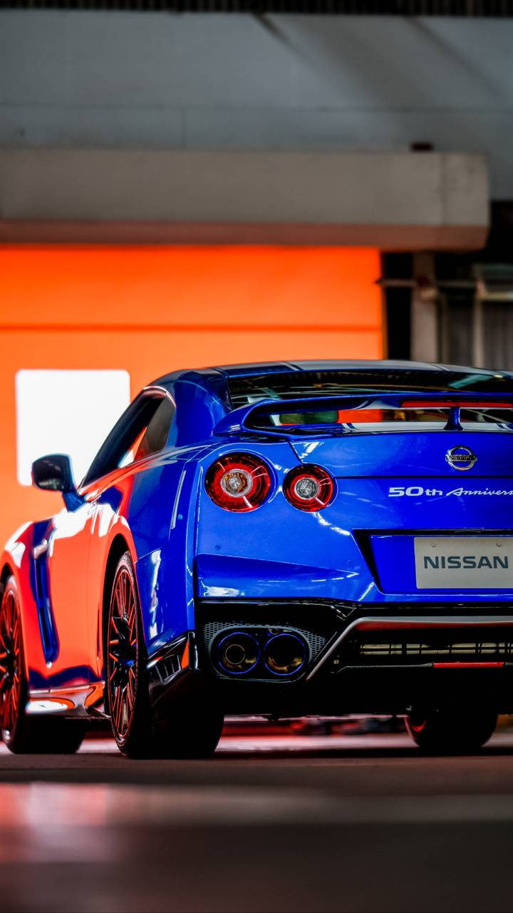 Nissan Gtr R35 Wallpaper By Sunnygold9 6f Free On Zedge