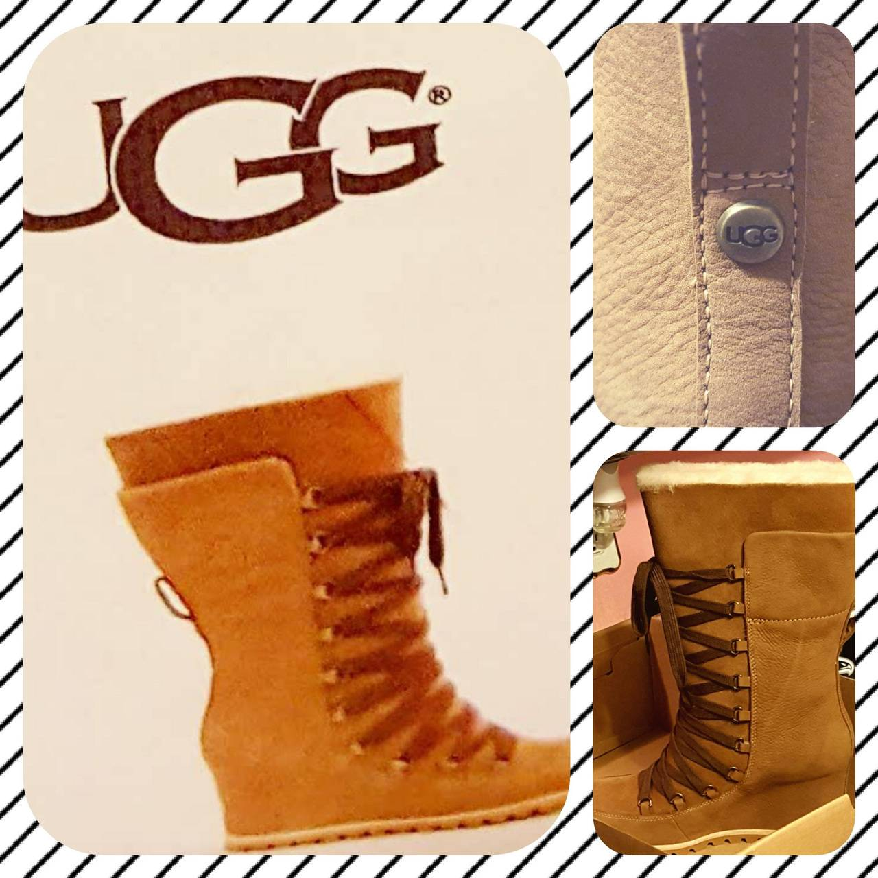 Listen with UGGs On