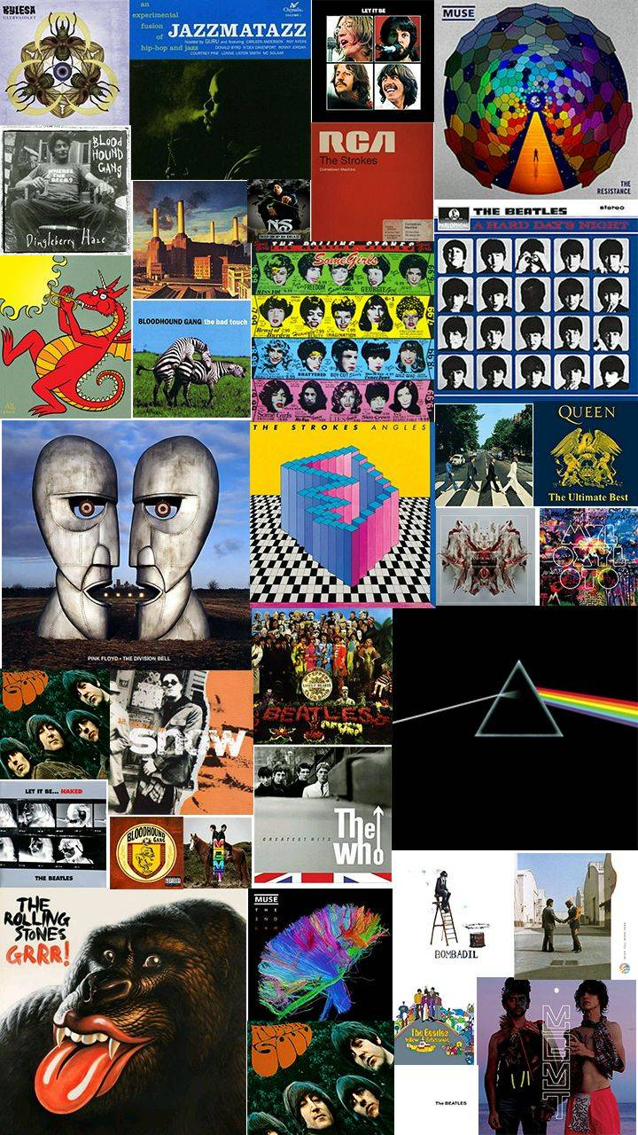 bands albums