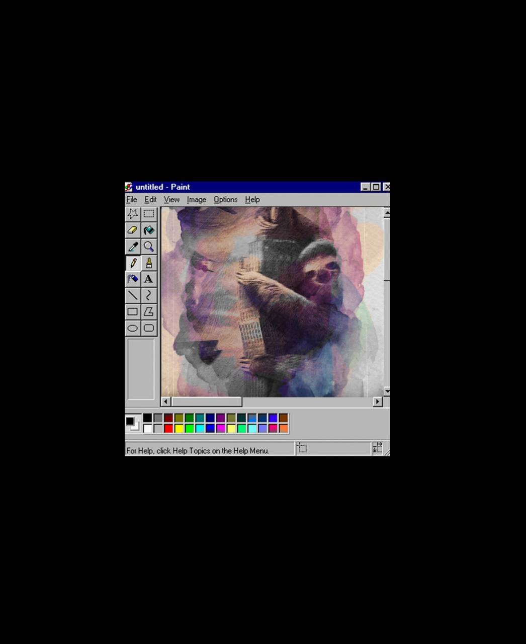 Sloth Editing