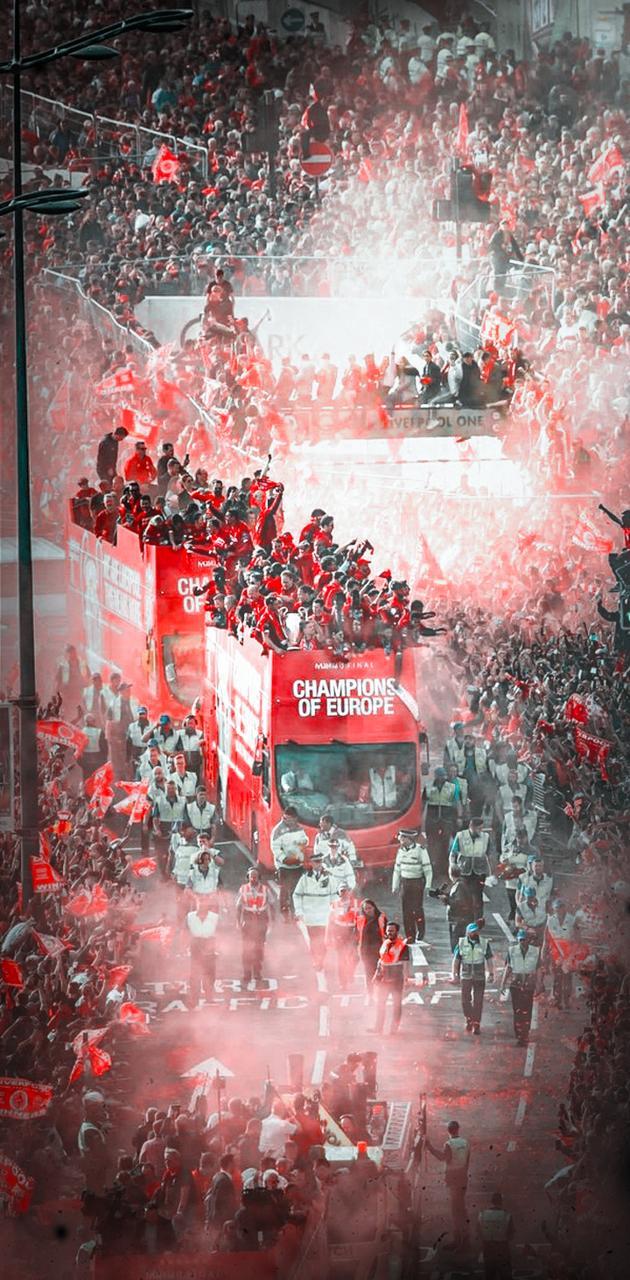 Liverpool UCL Winner