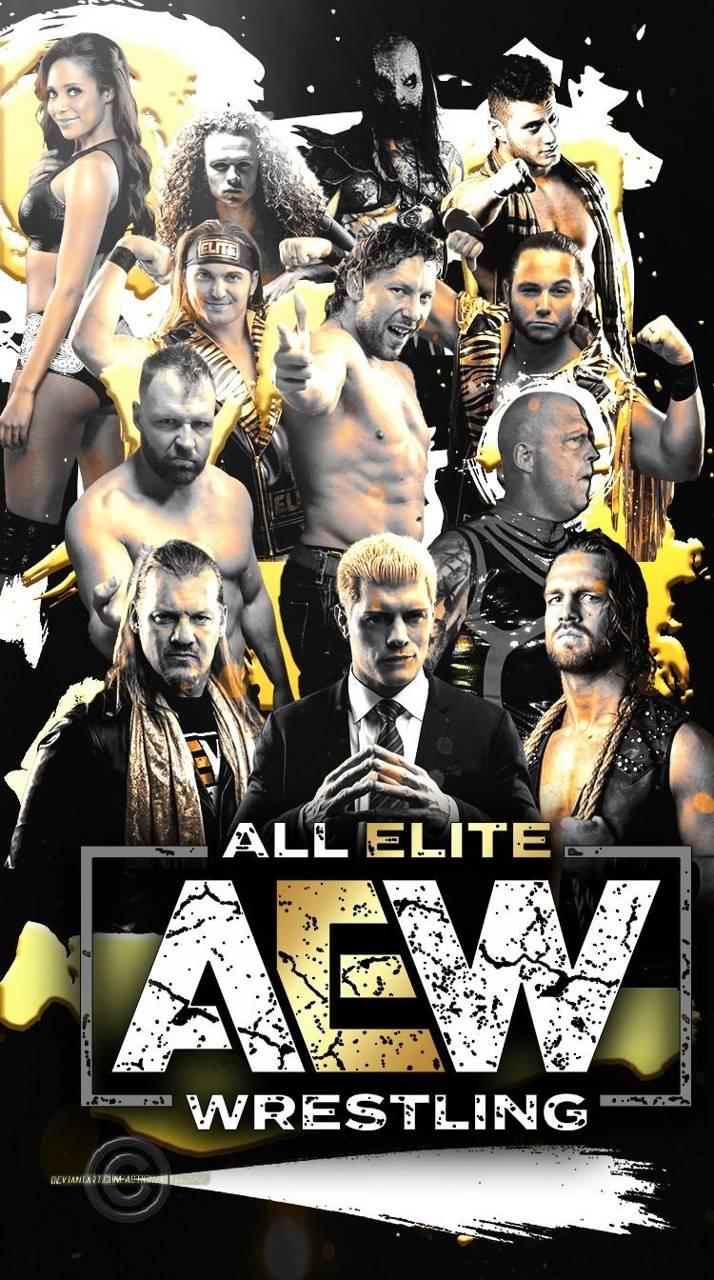 all elite wrestling wallpaper by thespawner97 33 free on zedge all elite wrestling wallpaper by