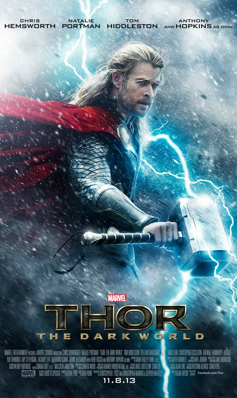 Thor-The Dark Worl